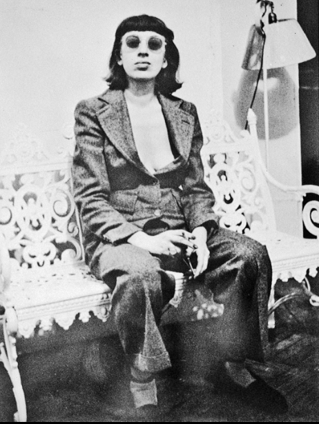 Lee Krasner 1938 photographer unknown