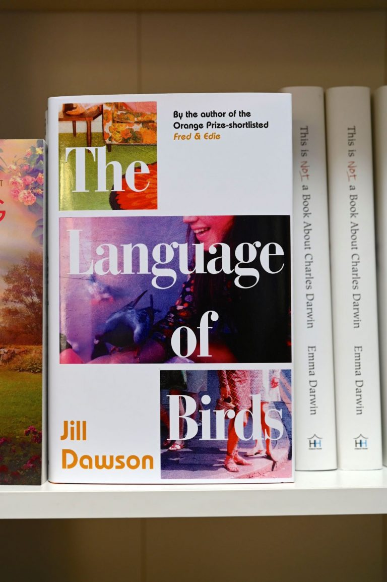 The book 'The Language of Birds'